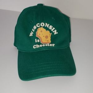American Eagle Wisconsin is Cheesier Hat